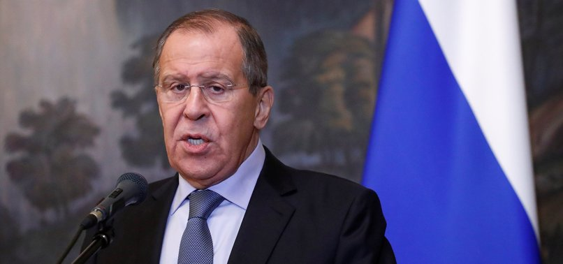 SYRIA SOLUTION TO BE BASED ON 1998 TURKEY PACT: LAVROV