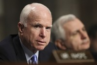 Americans should be alarmed by Russia's attacks, says Senator McCain