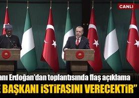 Cumhurbaşkanı Erdoğan: 3 belediye başkanımız istifasını verecektir