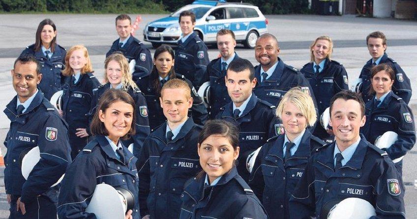 Polis sayısı rekor seviyede