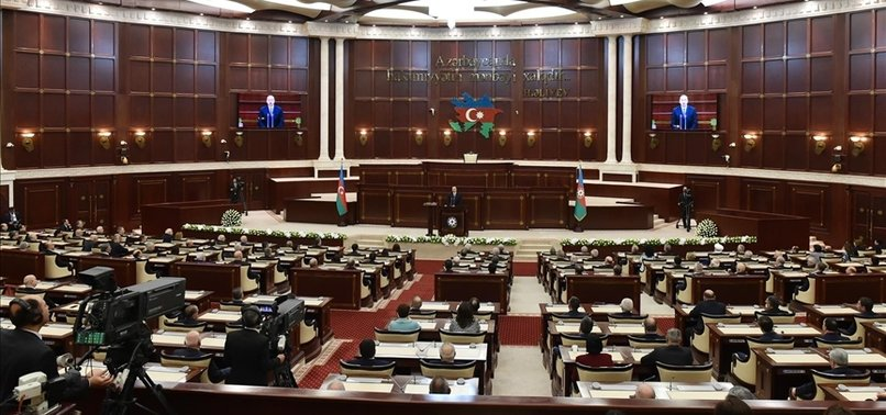 AZERBAIJANI PARLIAMENT SLAMS FRENCH SENATE'S RESOLUTION
