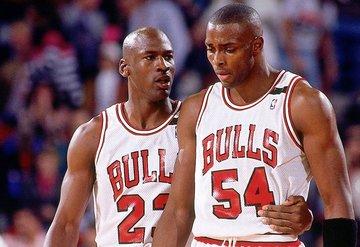 Michael Jordan'dan Horace Grant'a cevap