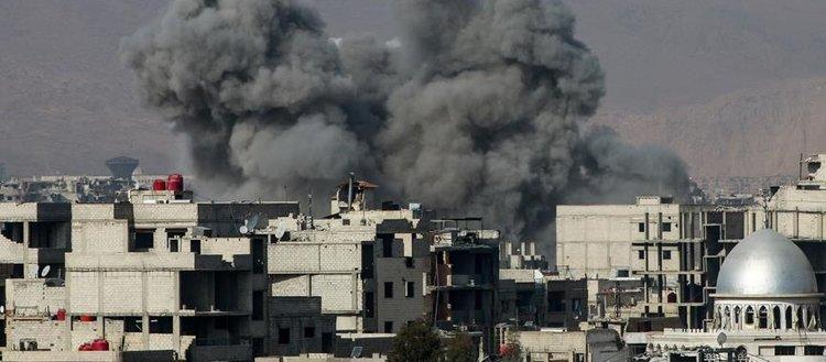 Suriye'de 2019'un ilk ayında 197 sivil öldü