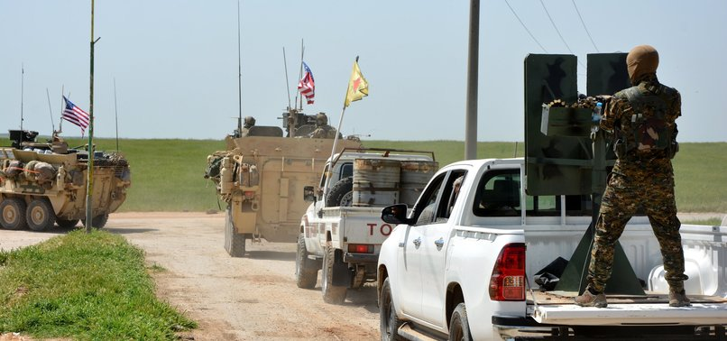 US SUPPLIES CONSTRUCTION VEHICLES TO YPG/PKK IN MANBIJ