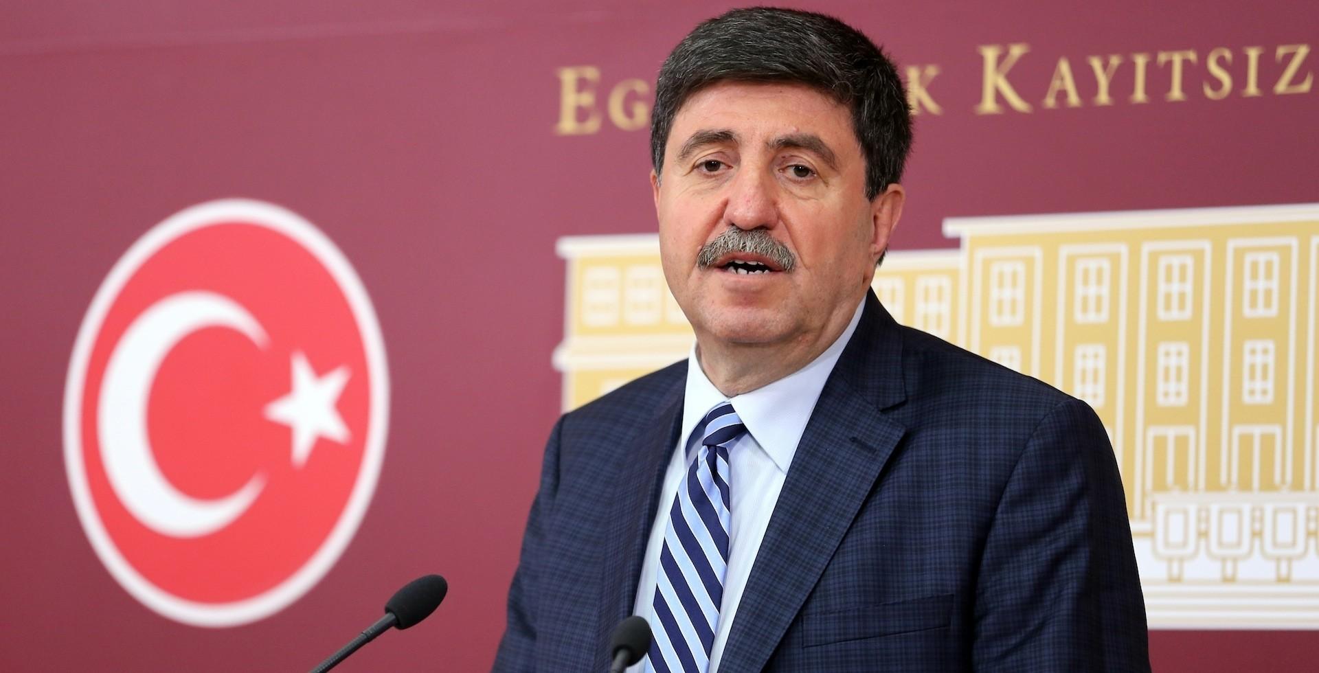 HDP Diyarbaku0131r deputy Altan Tan