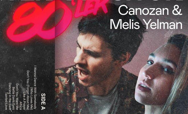 Canozan Ve Melis Yelman'dan Cover Şarkı Sürprizi!