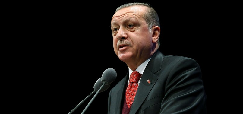 TURKEYS ERDOĞAN SAYS THEY WILL CRUSH PKK/PYD TERRORISTS IN AFRIN