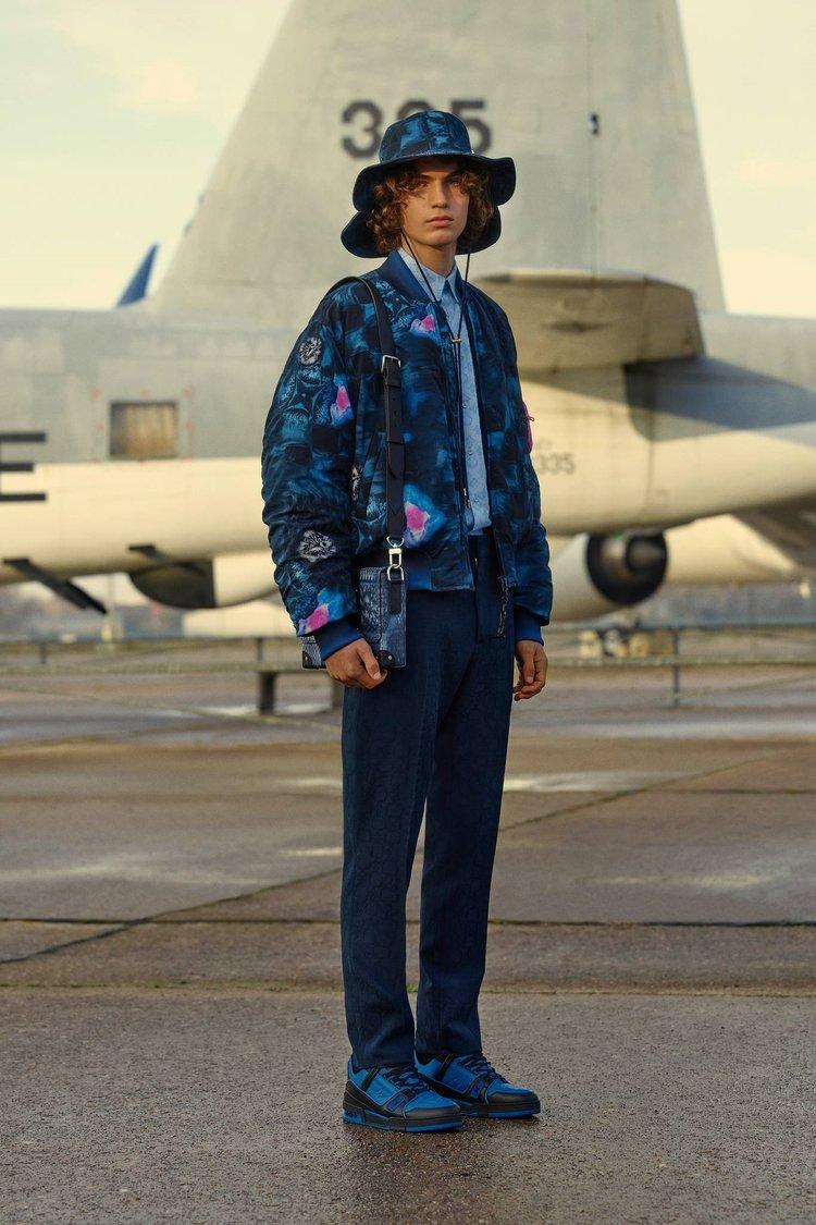 Louis Vuitton Pre-Fall 2021 Erkek koleksiyonu