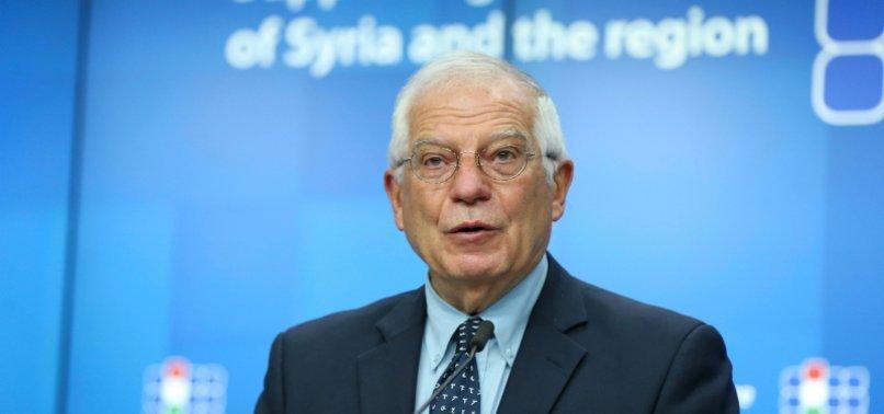 TOP EU DIPLOMAT THANKS TURKEY FOR HOSTING REFUGEES