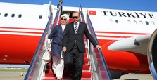 Erdoğan arrives in New York for UN General Assembly