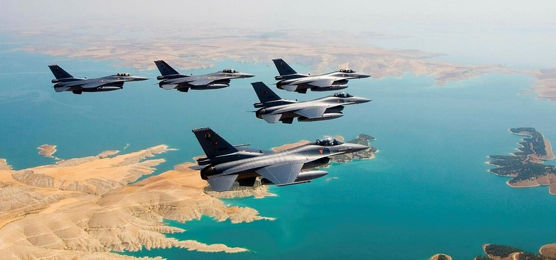 TURKISH FORCES NEUTRALIZE 14 PKK TERRORISTS IN N. IRAQ