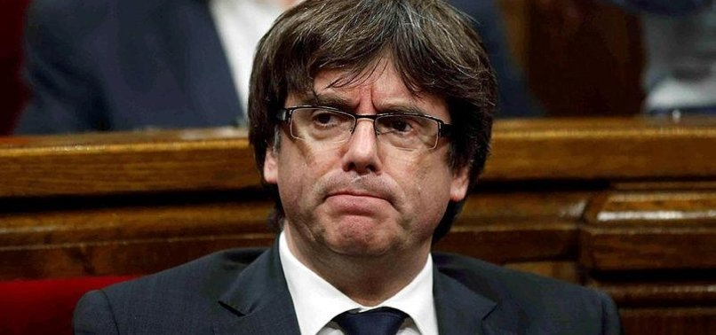 PUIGDEMONT VOWS TO FIGHT ON AFTER EXTRADITION DECISION
