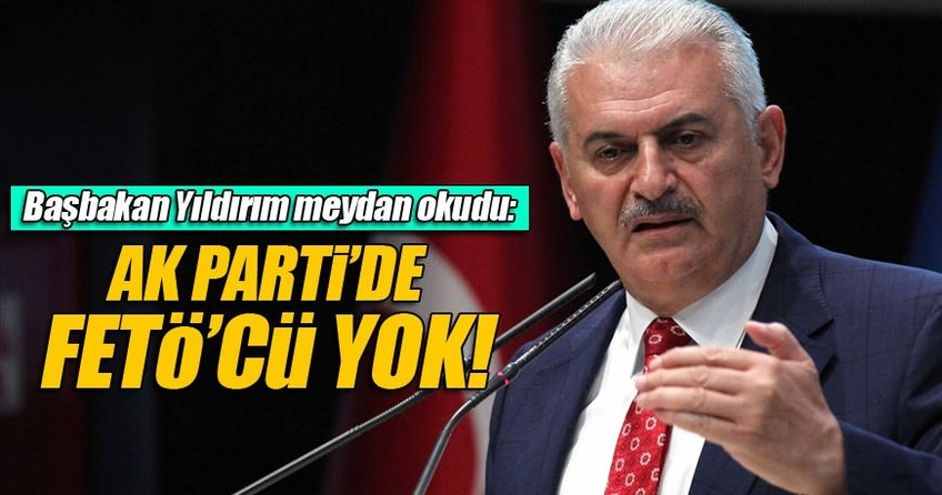 AK Parti'de FETÖ'cü yok