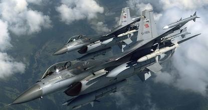 قضت القوات التركية على 20 مسلحًا من تنظيم
