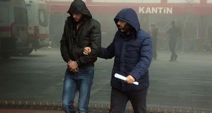 ألقت قوات الأمن التركية، اليوم الأربعاء، القبض على 9 أشخاص مشتبهين بصلتهم بتنظيم