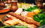 After a day of sightseeing in Adana you can enjoy worldwide known spicy kebab