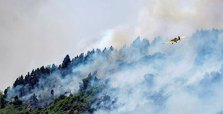 Wildfire on Canary Islands forces 8,000 people to evacuate