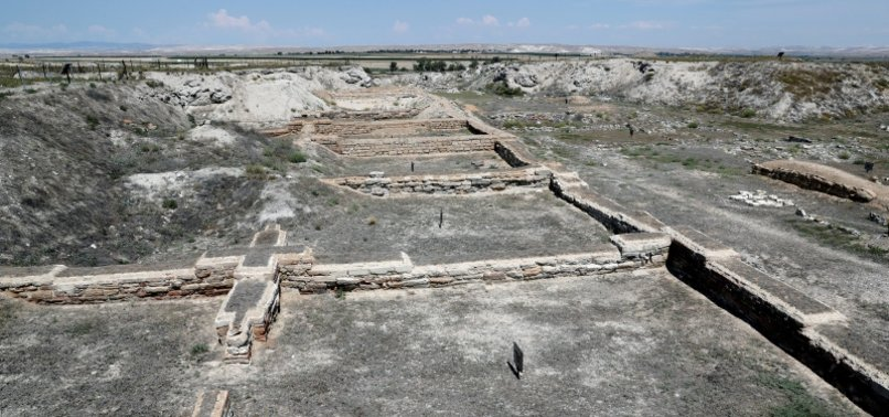 ANCIENT CITY SHEDS LIGHT ON ANATOLIAN HISTORY