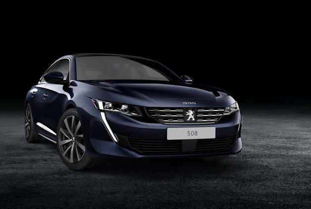 2018 Peugeot 508 resmen tanıtıldı
