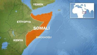 Somali'de Ölen 2 İşçinin Cenazesi Getirildi