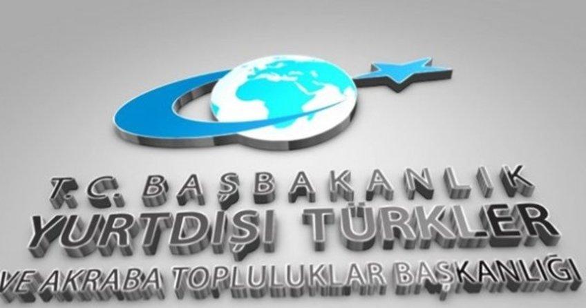 Yurtdışındaki Türklere burs desteği
