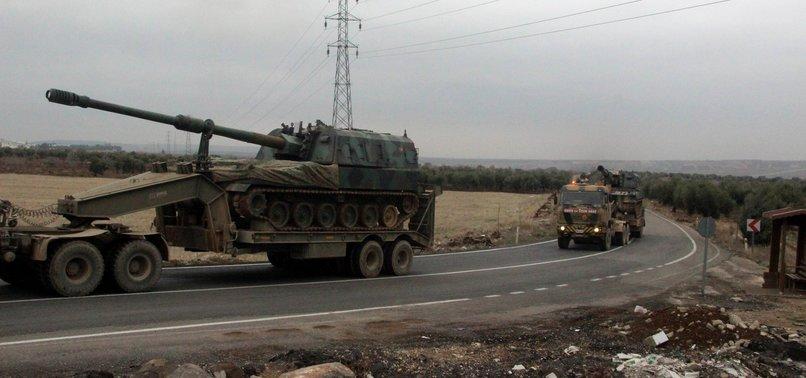TURKEY HAS LEGITIMATE SECURITY INTERESTS IN SYRIA