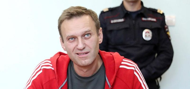 NAVALNY TO BE RELEASED FRIDAY, COURT REJECTS TERM EXTENSION