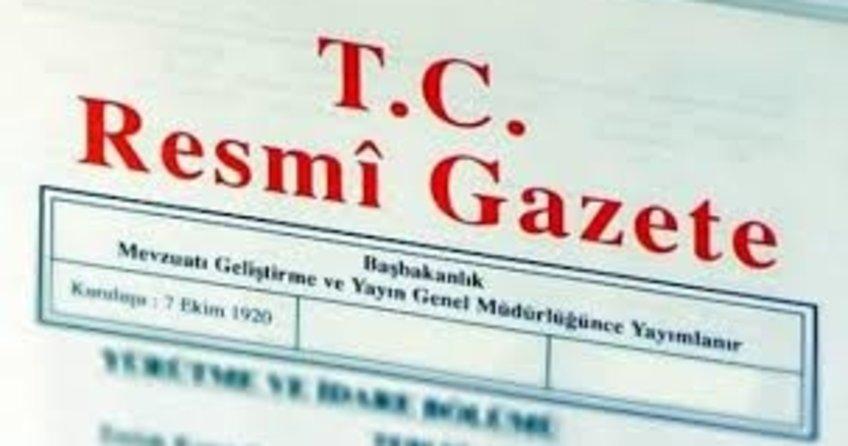 'Turkuaz kart' yönetmeliği Resmi Gazete'de yer aldı