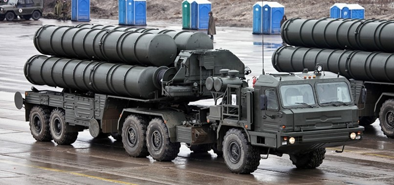 TURKEY, RUSSIA COMPLETE SIGNING OF S-400 AGREEMENT