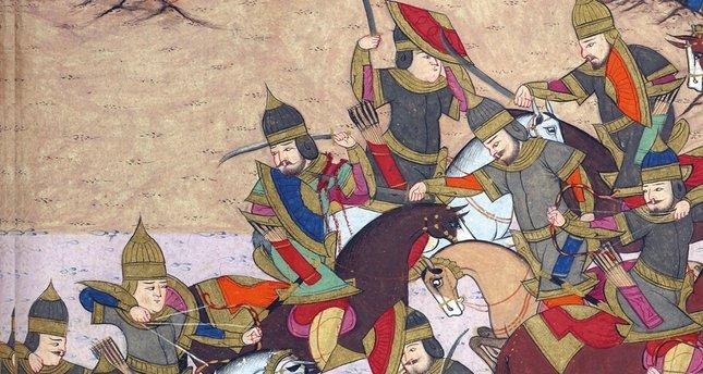 Ali'den başka yiğit, Zülfikâr'dan başka kılıç