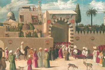 Cem Sultan ile Sultan Bayezid arasındaki söz düellosu