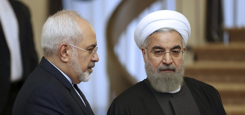 IRANIAN PRESIDENT ROUHANI REJECTS FM ZARIFS RESIGNATION LETTER