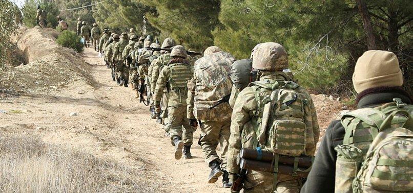 TURKISH MILITARY FREES SYRIAN VILLAGE FROM PYD/PKK TERROR GROUP