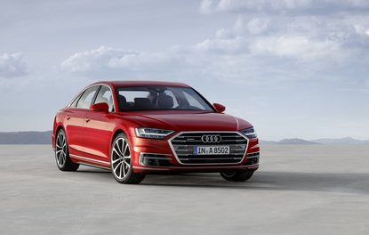 İşte yeni Audi A8