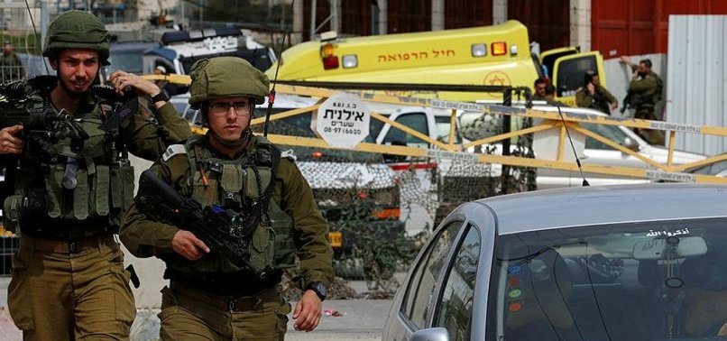 ISRAEL ROUNDS UP 15 PALESTINIANS IN OCCUPIED WEST BANK