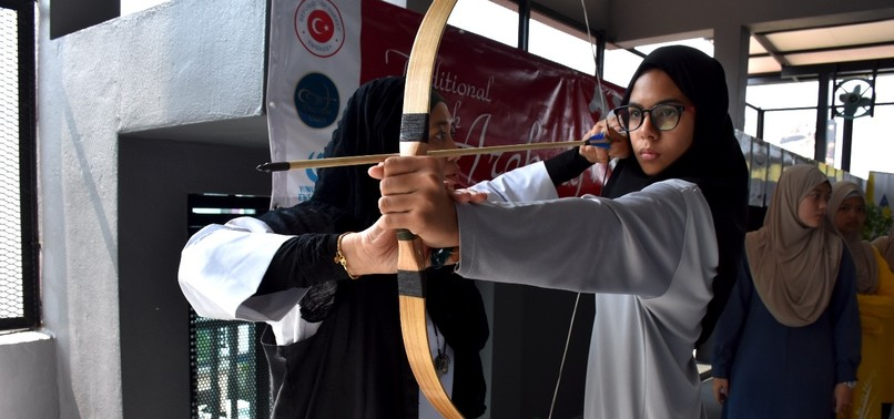 TURKISH ARCHERY WILDLY POPULAR IN MALAYSIA