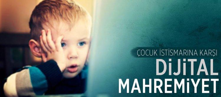 Çocuk istismarına karşı 'dijital mahremiyet'