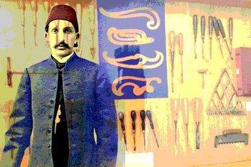 Usta marangoz Abdülhamid