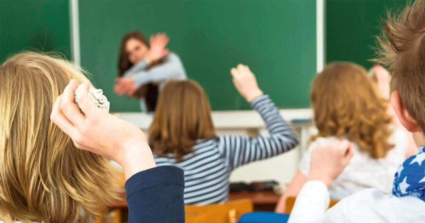 Alman okullarında şiddet 'alarm' verdi