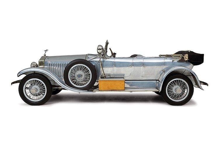 Saatler ve Otomobiller: 100 yılın kısa tarihi 1904-1929