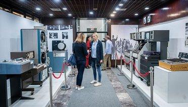 Karadağdaki Radyo ve Televizyon Müzesi Geçmişe Işık Tutuyor