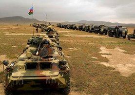 Azerbaycan o noktaları imha etti