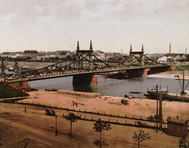 Neckar Köprüsü, Mannheim