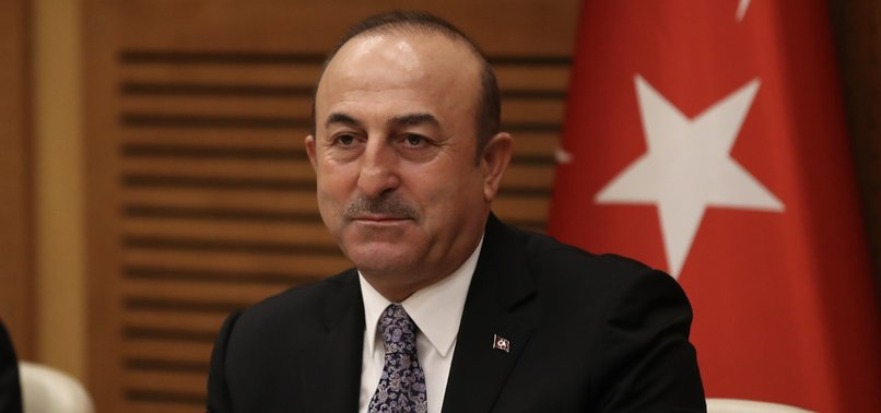 TURKEY WILL NOT BE INTIMIDATED BY TRUMP THREATS OVER YPG/PKK: ÇAVUŞOĞLU