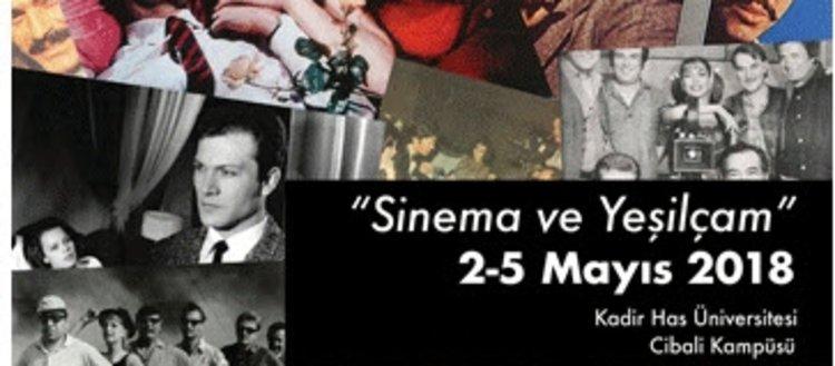 """Türkiye film araştırmalarında yeni yönelimler konferansı XIX """"Yeşilçam"""""""
