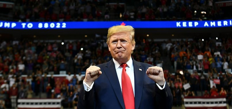 TRUMP RE-ELECTION CAMPAIGN TO DENY CREDENTIALS TO BLOOMBERG NEWS REPORTERS