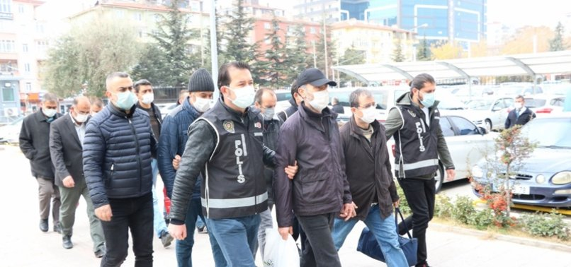 TURKEY ARRESTS 39 FETO-LINKED TERROR SUSPECTS