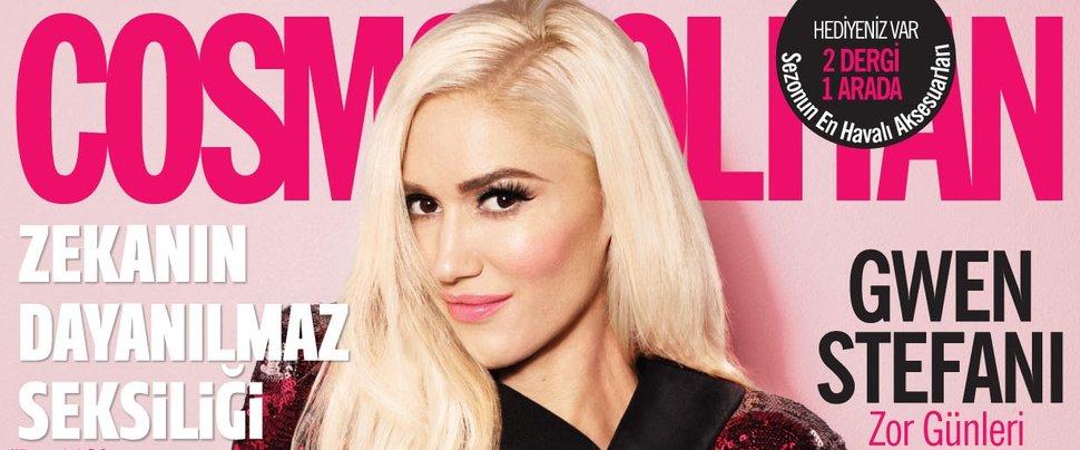 Cosmopolitan Ekim sayısı çıktı!