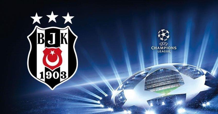 Beşiktaş, Bayern Münih ile eşleşti.