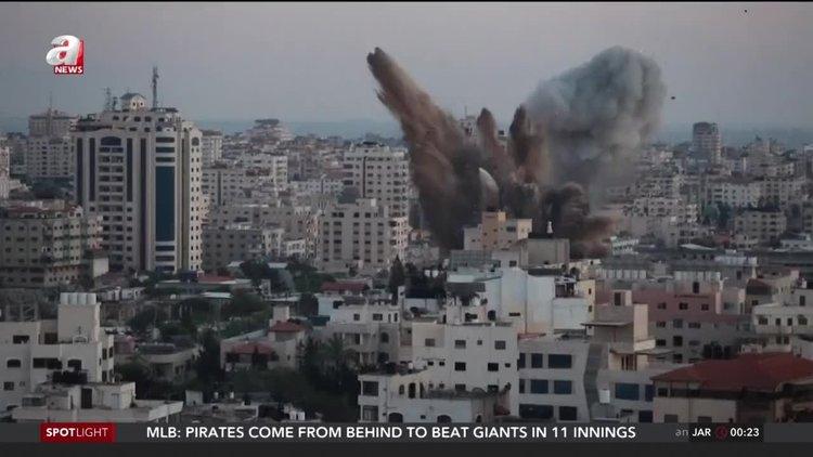 Ankara condemns Israeli attack on media offices in Gaza